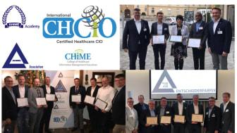 11.-13.10.2021: Prüfungsvorbereitung und Prüfung zum CHCIO (Certified Healthcare CIO)