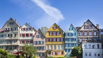 Tübingen © Getty Images F: Westend61 OBS: Videre bruk av bildet ikke tillat!