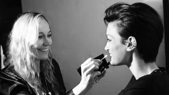 Lisa Houghton ny makeupexpert för The Body Shop