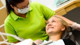 Praktikertjänsts tandvårdspatienter fortfarande mest nöjda