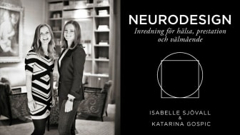 Inredningsrevolution i ny bok om neurodesign
