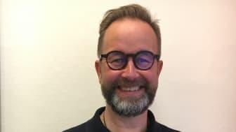 Peter Eklund, ny sälj-och marknadschef på FDT