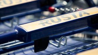 Rekordstark novemberförsäljning för detaljhandelskedjan Rusta
