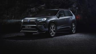 Toyota lanserer RAV4 Plug-in Hybrid