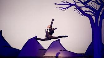 "Leipziger Ballett: Szene aus ""Märchen, Märchen"" - Foto: Oper Leipzig/Ida Zenna"