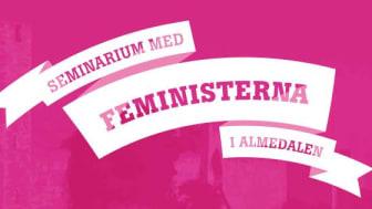 Idag arrangerar Fi seminarier om säkerhetspolitik och rasism i Almedalen