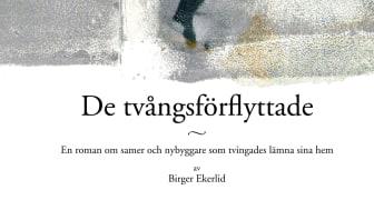 Omslag till boken De tvångsförflyttade av Birger Ekerlid