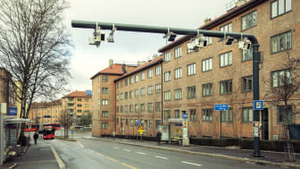 Bomstasjon ved Carl Berners plass