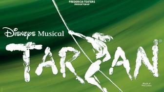 Fredericia Teater skaber spektakulær produktion af Disneys Musical TARZAN