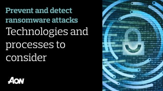 Prevent and detect ransomware attacks Technologies and processes to consider