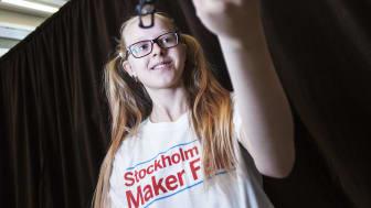 Tekniska museet söker upp Sveriges Makers