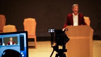 Sendung von goetheanum.tv mit Ueli Hurter (Symbolbild; Foto: Xue Li)