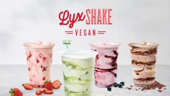 Lyxshake Vegan