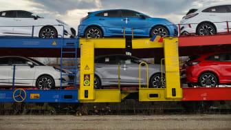 Ford Puma transport - main