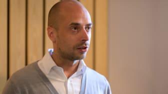 Markus Huhdanpää on Sortter Oy:n toimitusjohtaja.