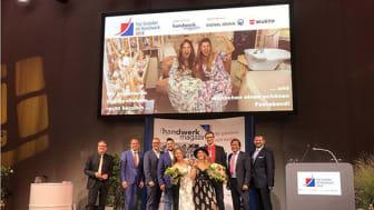 In Künzelsau wurde der 15. Topgründerpreis verliehen. Foto: Kadel / handwerk magazin