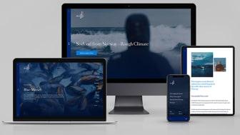 Det er design- og teknologibyrået TRY Apt som har utarbeidet nettsidene i samarbeid med markedsavdelingen i Norges sjømatråd.