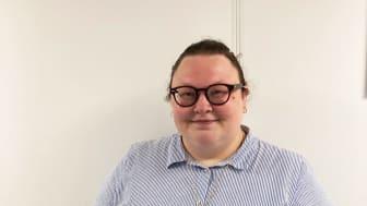 Gisken Sofie Nordgaard, ny prosjektleder i Bydel Stovner