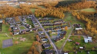 Privata visningar av Brf Honungslunden i Ulricehamn