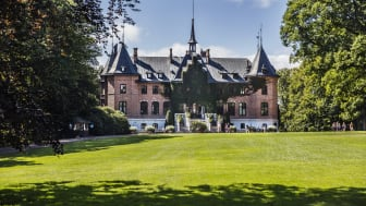 Sofiero slott i Helsingborg ska renoveras 2023.