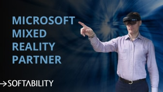 Softability on valittu Microsoft Mixed Reality -kumppaniksi!