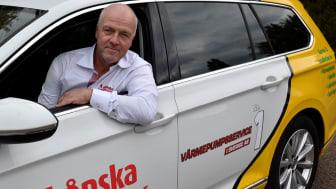 Träffa Peter Larsson som jobbar med klimatsmarta energilösningar.