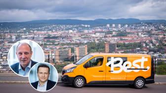 Strävar efter marknadsledande position i Norge: Best Transport förvärvar norska Easy2Yous hemleveransverksamhet