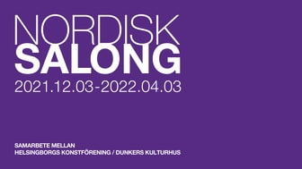 Klart med deltagande konstnärer i Nordisk Salong