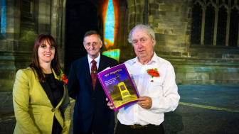 Milnrow author launches tale of area's WW1 heroes