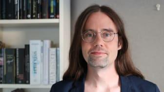 Jon Fällström, vinnare av Greta Renborgs pris 2020