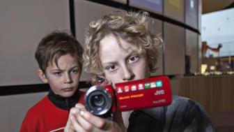 Dataspel, robotlajv och kodknackande när Tekniska museet bjuder på sportlovsäventyr