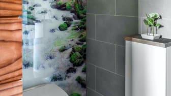 Yhä useammasta Mikkelin messutalosta löytyy seinään kiinnitetty wc-istuin.
