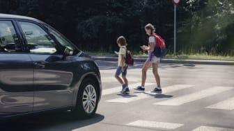 Räddningstjänsten uppmanar bilister att köra försiktigt