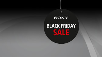 Black Friday deals on a huge range of Sony products