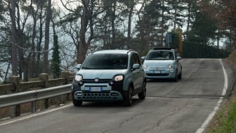 Fiat Panda og 500 Hybrid Launch Edition