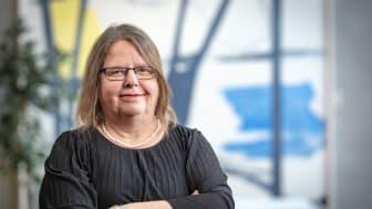 Professor Kristina Edström tilldelas Björkénska priset 2021.