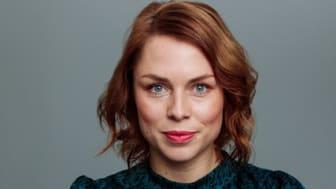 Entreprenör Josefin Landgård föreläser om sin resa med starten av KRY-appen