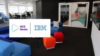 IBM-kontoret i Bergen flytter sine ansatte og samlokaliserer i moderne og innbydende lokaler hos Media City Bergen.