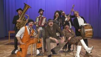 European Friendship Orchestra. Foto David Winnerstam