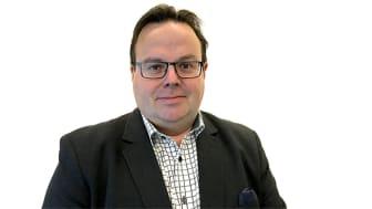 Lennart Eriksson ny avdelningschef i Svevia