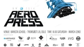 2014 Norwegian Aeropress Championships