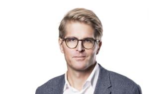 André Johansson, marknads- och kommunikationschef HSB Riksförbund.