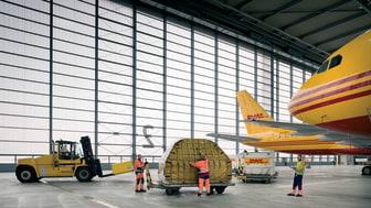 DHL udvider sin Hub i Cincinnati / Northern Kentucky lufthavn - USA