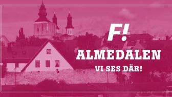 Feministiskt initiativ på Almedalen 2019