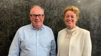 Woody Bygghandels vd Peter Sjödahl tillsammans med inköpschef Marie Thelin har beslutat att man inte ska jobba med egna märkesvaror inom Woody.