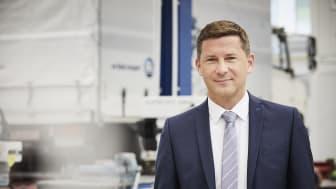 """Markus Schell, persönlich haftender geschäftsführender Gesellschafter von BPW: """"Die Zukunft der Transport- und Logistikindustrie liegt in der intelligenten Nutzung von Daten"""""""