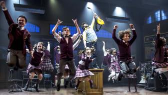 School of Rock - The Musical från Broadway