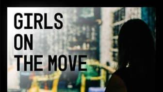 Många av de flickor som befinner sig på flykt samlas på frisörsalonger där de kan få en tillfällig paus och känna gemenskap.