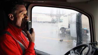 Nu har åkeriet alkolås i alla ordinarie lastbilar