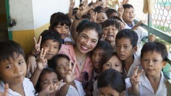 Phymean Noun, Kambodja. World's Children's Prize Barnrättshjälte